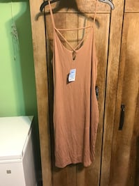 Tan/Brown and Gray/Black Junior Dresses(NEW) Chicago, 60620