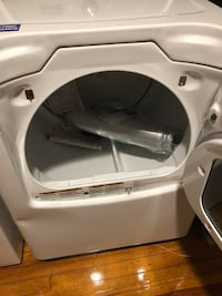 white front-load clothes washer North Baldwin, 11510