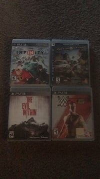 PS3 games Turlock, 95380