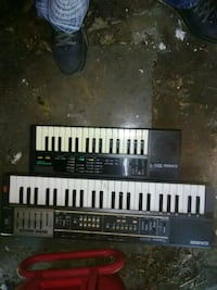 3keyboards for ??? Indianapolis, 46203