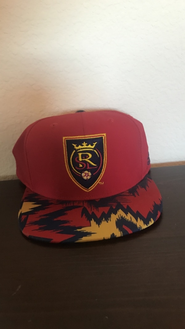 4969d0a602b Authentic MLS real salt lake SnapBack hat. HomeUsed Fashion and Accessories  in Colorado Used Fashion and Accessories in Aurora