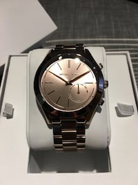 MK Hybrid Watch- Brand New  Richmond Hill, L4C 1W3