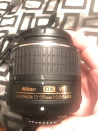 Nikon D5200 with two very nice lenses and a separate flash  Burnaby, V5E 2P4