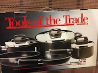 Cookware Eight Piece Macy's The Cellar Rocky Point, 11778