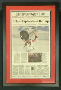 washington capital StanleyCup newspaper 39 km