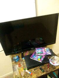 black LG flat screen TV Hayward, 94541