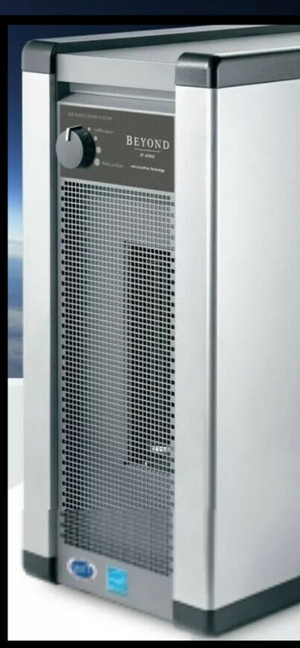 Aerus Beyond Guardian Air Purifier HEPA/ActivePure Technology/Energy Star
