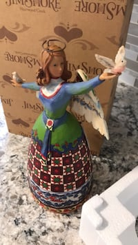 Angel figurine Mississauga, L5N 7G6