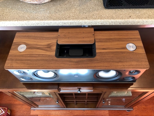 used jbl authentics l16sp three way speaker system with wireless streaming used for sale in. Black Bedroom Furniture Sets. Home Design Ideas