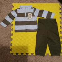 Carter's 24 Month Boy 2 Piece Outfit Westminster, 80031
