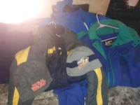 Winter coats different sizes prices are in the ad Sioux Falls, 57103