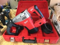 Milwaukee heavy duty demolition hammer $525 obo Aurora, 80011