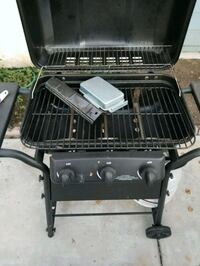 black and gray gas grill Fullerton, 92831