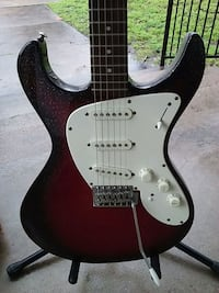 Danelectro dano blaster with built in effects case