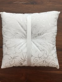 Elegant wedding ring pillow Richmond, V6X 0K6