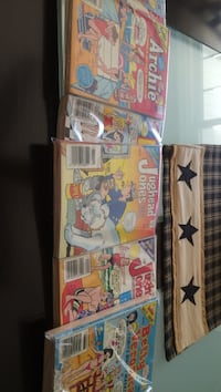 assorted comic book lot Delhi