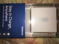 nokia universal portable usb charger Brand New Pickering, L1V 1L3