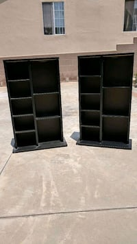 CD DVD shelves. Please check diamensions. Burbank, 91504