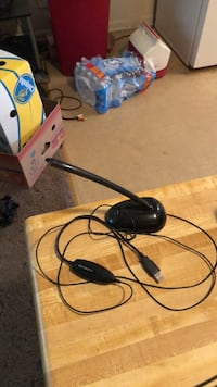 black and red corded headset Clarksville, 37042