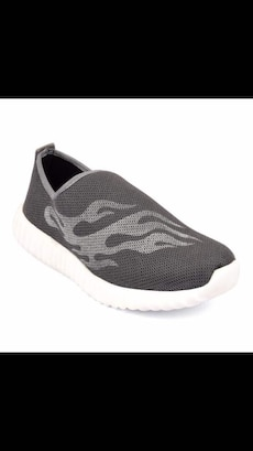 Scootmart Grey Casual Shoes