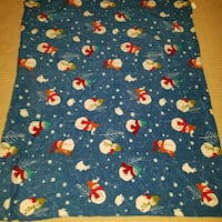 Beautiful Christmas throw Virginia Beach, 23455