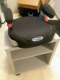 black and gray Graco booster seat Oak Grove, 42262