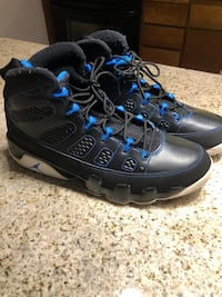 Jordan 9 Retro Photo Blue Sz:10.5 Concord, 94518