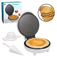 WAFFLE CONE AND BOWL MAKER- INCLUDES SHAPERS Toronto, M1X 1Y3