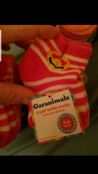 Infant socks 416 mi