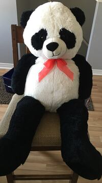 life size Panda plush toy London, N5V 3L9