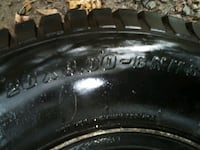Your choice ( 20 $ ) each or all for (50 $ Carlyl mower tires like new Lincolnton, 28092