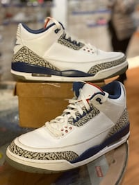True blue 3s size 12 Silver Spring, 20902