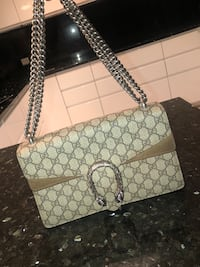 Gucci brown Dionysus medium GG shoulder bag Oslo, 1263