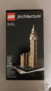 Big Ben LEGO set Virginia Beach, 23462