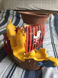 Pirate ship Sterling, 20164