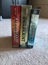 Divergent Trilogy Calgary, T3H 4W7