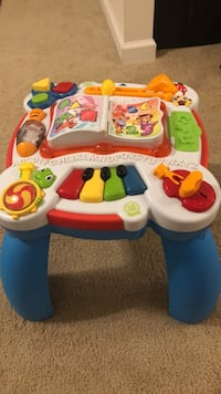 Leap frog activity table Crofton