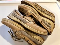 $25 for both Two pairs of Sperry shoes Saint Charles, 63303