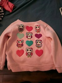Carters owl sweater 3t Apple Valley, 92307