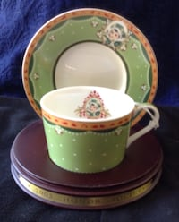 2003 Honor Society Cup and saucer  Bellevue, 68157