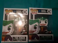 8-Bit Joker exclusive funko pop. Brampton, L6Z 1X6