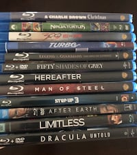 12 movies for the price of one $25 Arlington, 22206