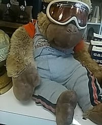 brown monkey plush toy New Port Richey, 34652