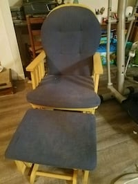 Glider with foot stool Lexington, 40505