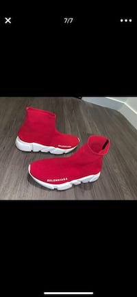 Balenciaga shoes size 7 Arlington, 22201