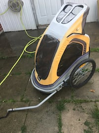 Via vello bike trailer Hamilton, L8K 5K1
