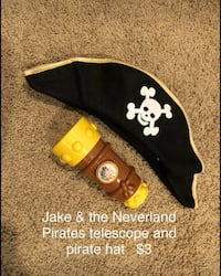 Jake and the Neverland pirates toy Simpsonville, 29680