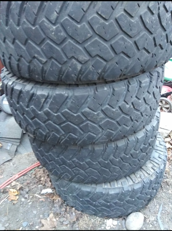 Nitto Grappler Mt >> Used 295 70 R18 Nitto Trail Grappler Mt For Sale In Elmira Letgo