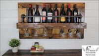 Custom made wine rack  Houston, 77040