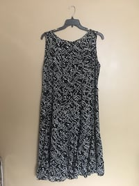 Black and white floral dress Oxon Hill, 20745
